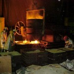 iron casting and iron foundries