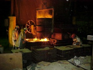 Iron Castings Process
