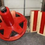 cast iron pattern making